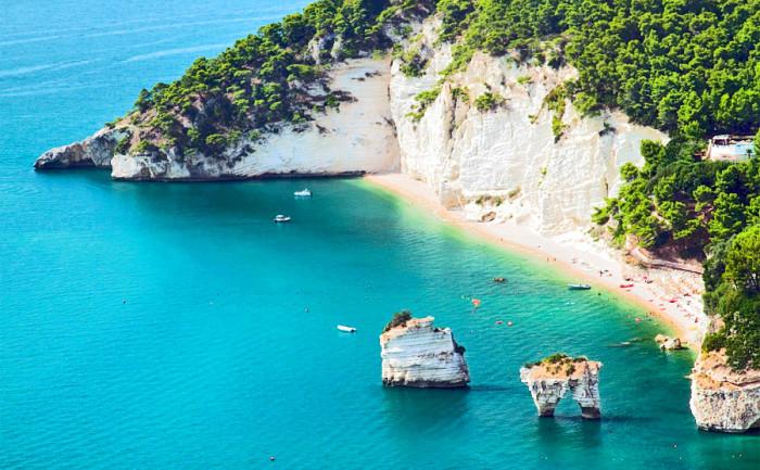 La Puglia è la regione più felice d'Italia!