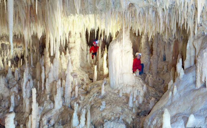 Escursione alle Grotte di Castellana