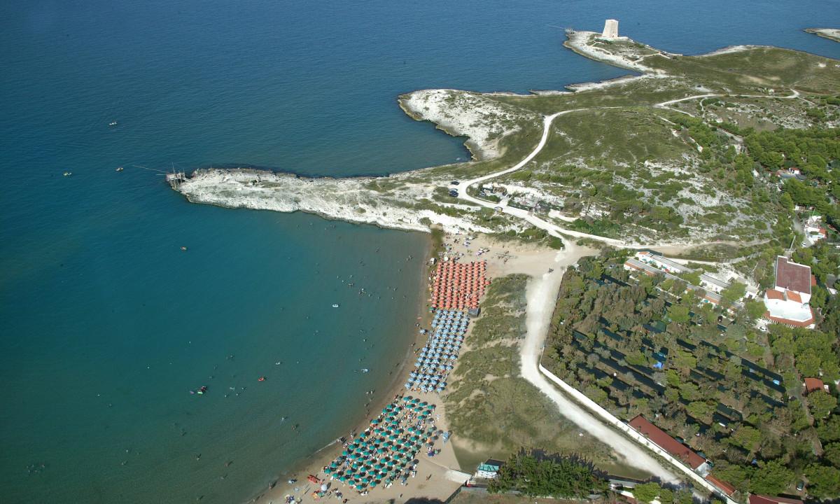 Campingplatz direkt am Meer!